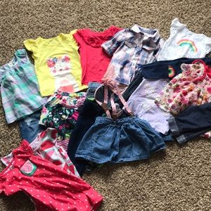 Toddler Girl Bundle